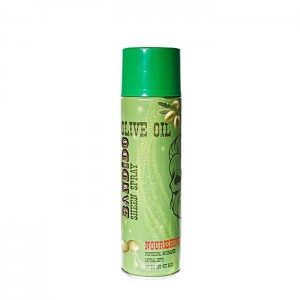 Bandido Olive Oil Sheen Spray nabłyszcząjący spray do włosów 500ml