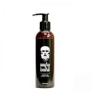 Angry Beard Herakles Beard Wash szampon do brody 200ml