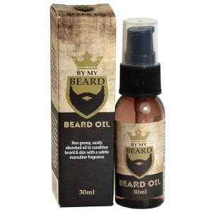 By My Beard UK olejek do brody zarostu 30ml 7 olejków