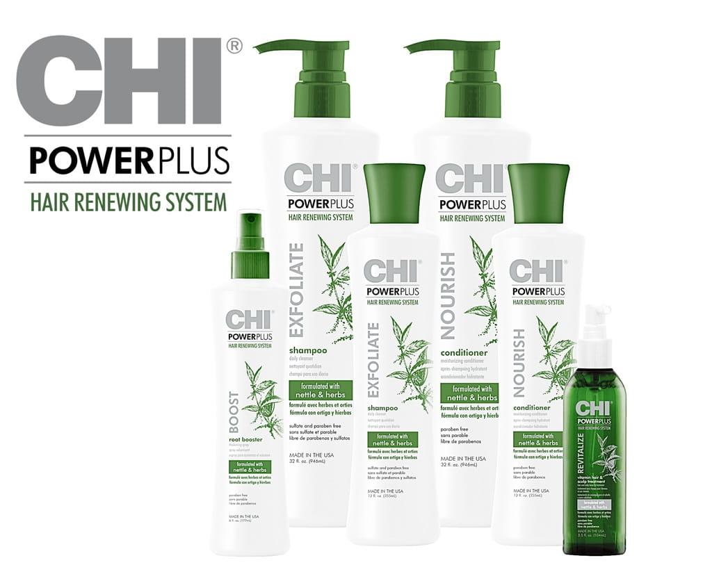 CHI Power Plus kuracja rewitalizująca 104ml